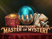 Автомат Fantasini: Master Of Mystery